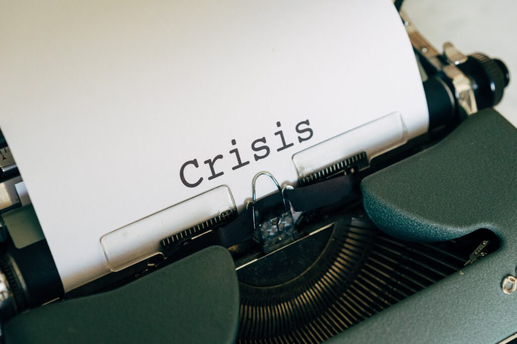 Emergency funds in financial crisis